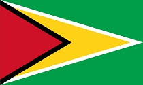 Bandiera Guyana