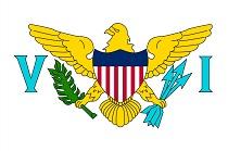 Bandiera Isole Vergini Americane