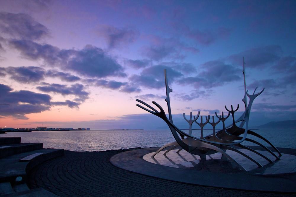 Reykjavik e l 39 islanda for Casette di legno in islanda reykjavik