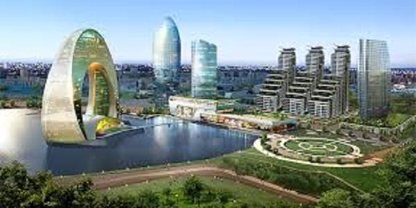Baku di giorno
