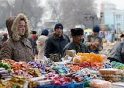 bazar a Kojand