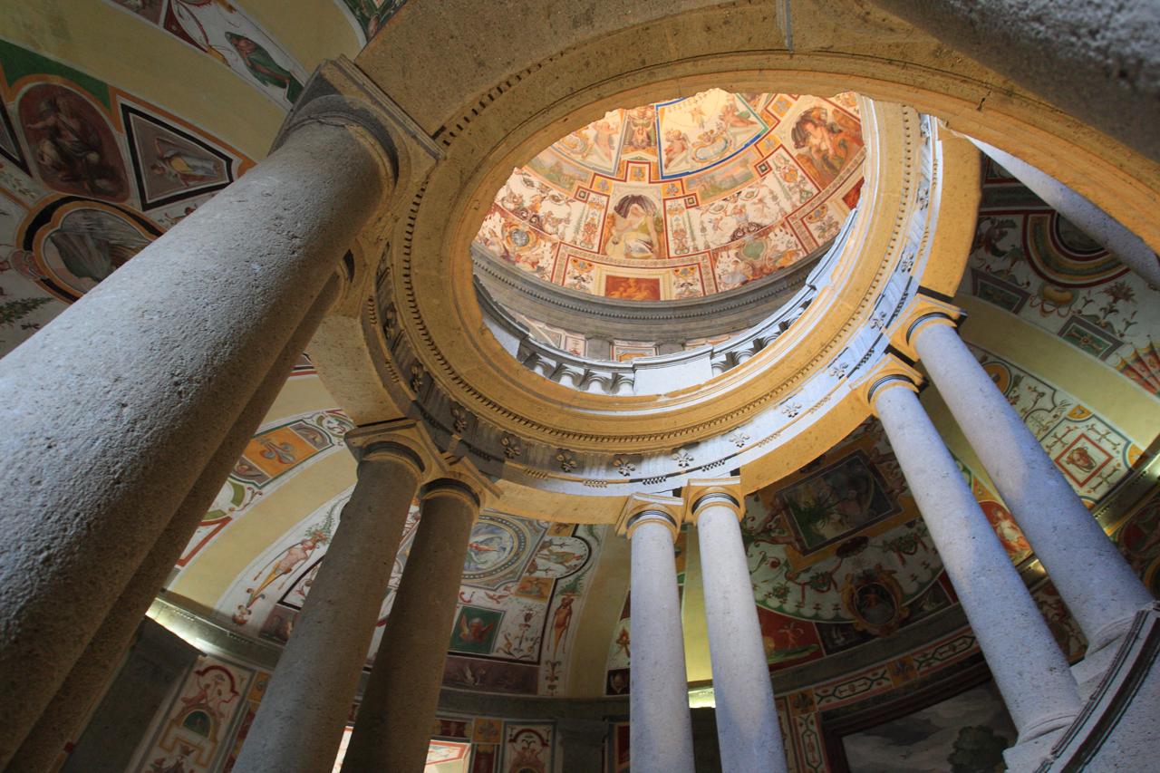 Palazzo Farnese- Caprarola (VT)