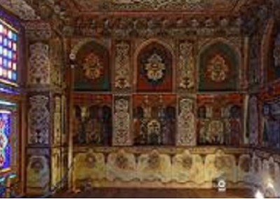 Sheki palazzo reale