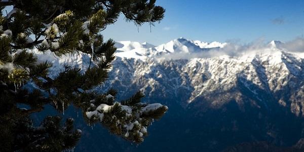 Andorra montagne