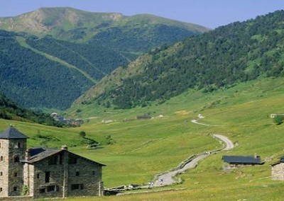 Andorra prati