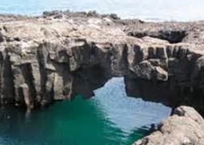 Arcipelago delle Galápagos panaroma