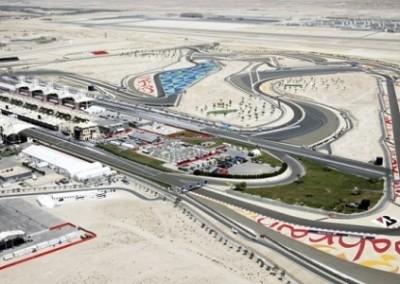 Bahrain tracciato di Formula 1