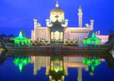 Bandar Seri Begawan night