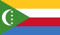 Bandiera Comore