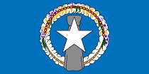 Bandiera Marianne del Nord