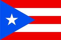 Bandiera Puerto Rico