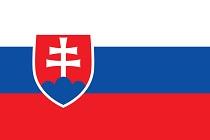 Bandiera Repubblica Slovacca