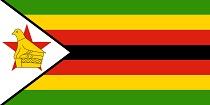 Bandiera Zimbawe