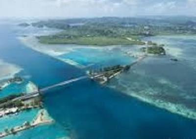 Bridge Koror Babeldaob