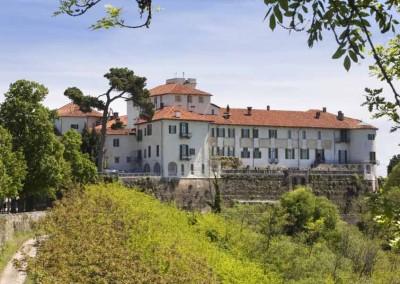 Castello di Masino Veduta