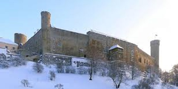 Castello di Toompea Tallin