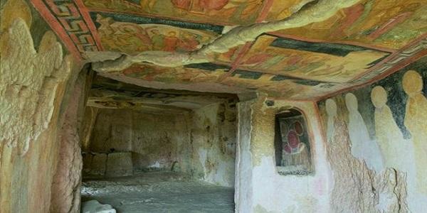 Chiese rupestri di Ivanovo