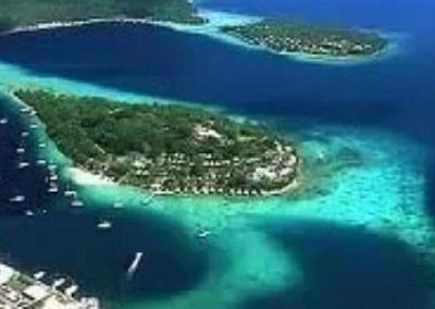 Isole Salomone aerea
