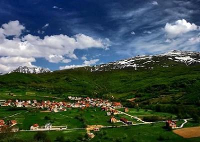 Kosovo Paesaggio
