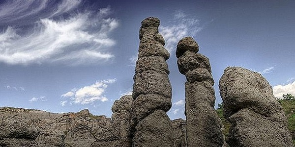 La città di pietra di Kuklica