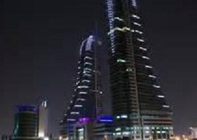 Manama di notte