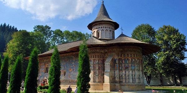 Monasteri della Bucovina