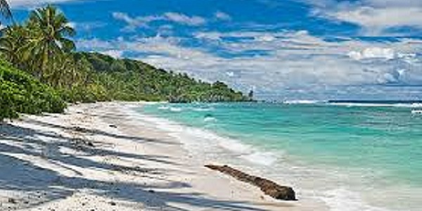Nauru spiaggia