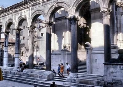 Palazzo di Diocleziano Spalato