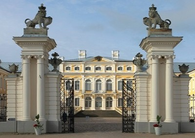 Palazzo di Rundāle