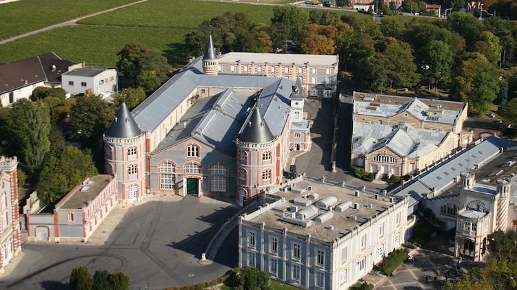 Pommery,Reims