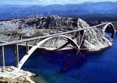 Ponte isola di Krk