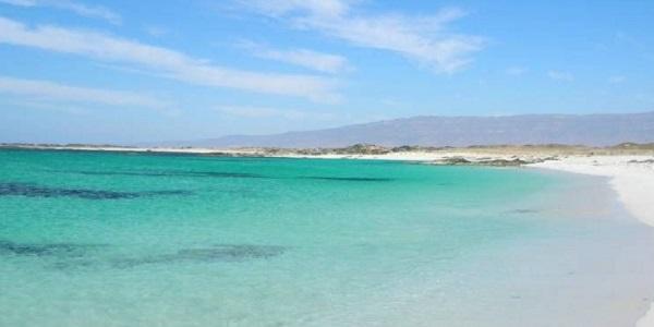 Salalah spiaggia