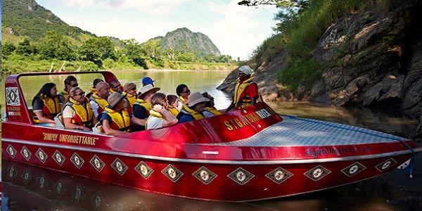 Sigatoka safari sul fiume
