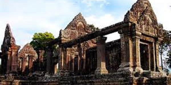 Tempio di Preah Vihear