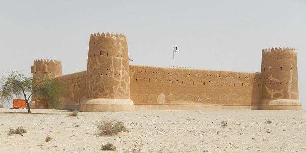 Zubarah forte del deserto