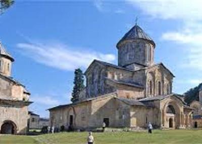 cattedrale Bagrati e Monastero Gelati