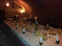 esempio di cena medievale