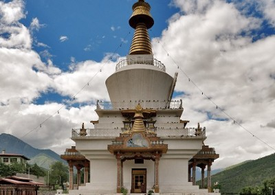 national memorial chorten Thimphu
