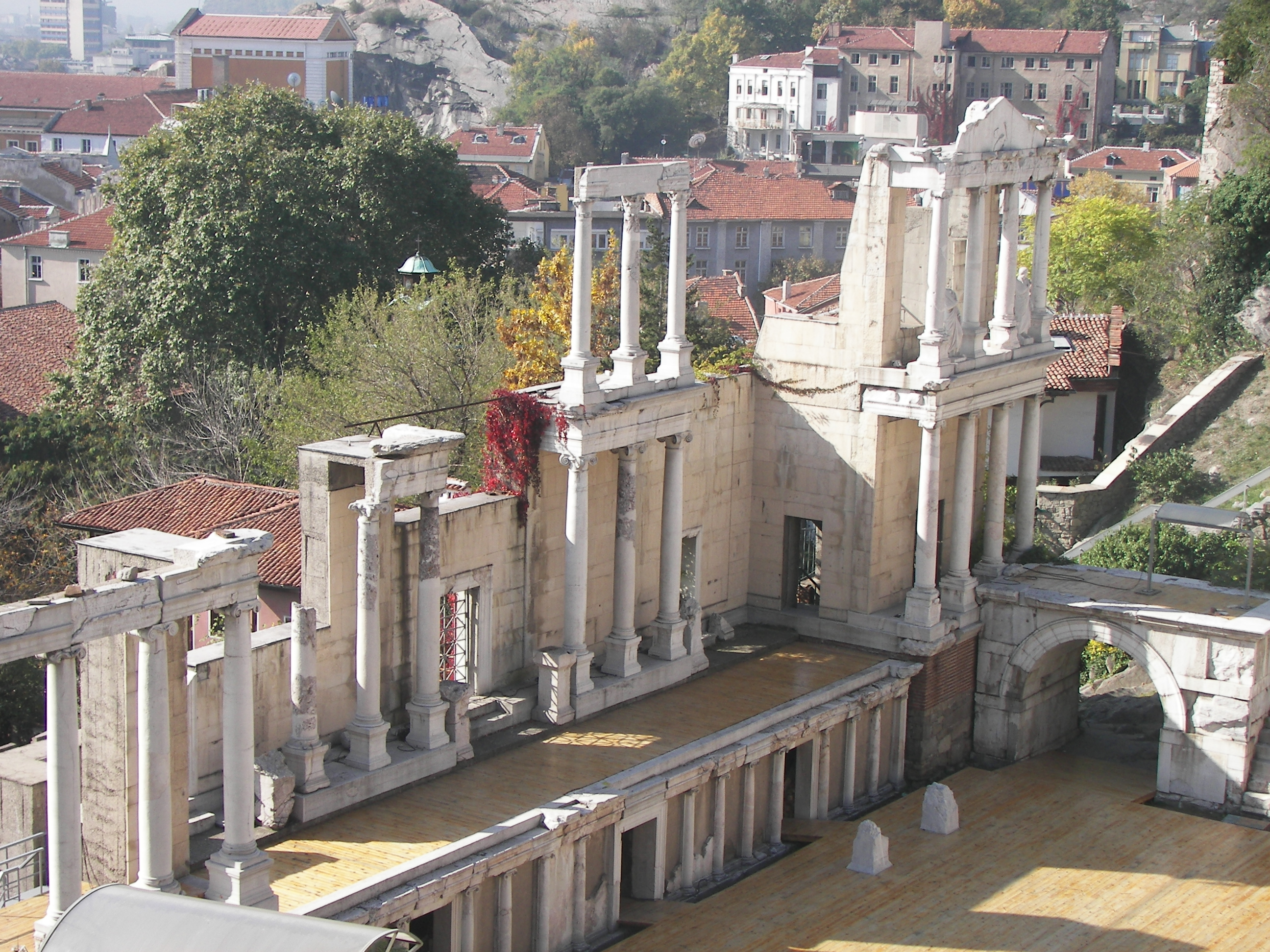 Bulgaria-Plovdiv