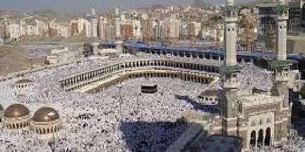 Arabia Saudita la-mecca