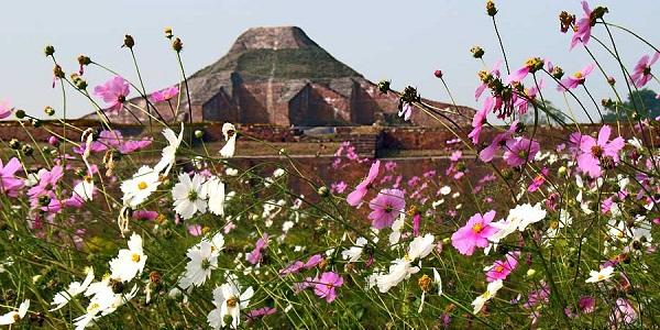 Bangladesh monastero-Paharpur