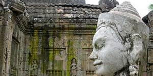 Cambogia Kompong-Cham