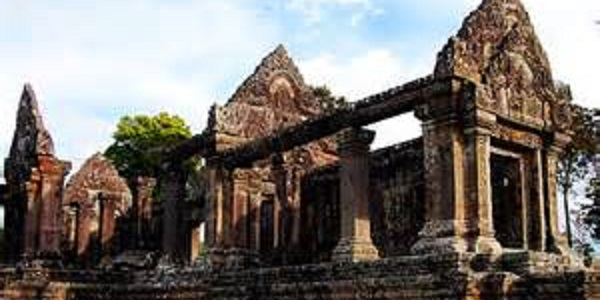 Cambogia Tempio-di-Preah-Vihear