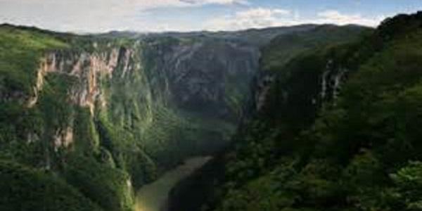 Canyon-sumidero