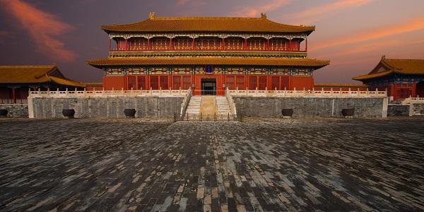 Cina Città-Proibita-di-Pechino