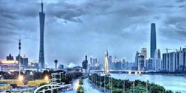 Cina Guangzhou