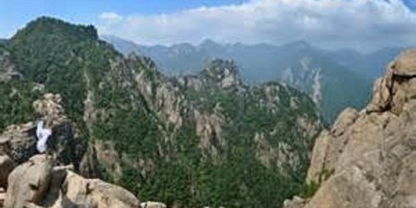 Corea del Sud Parco-Nazionale-del-Monte-Soraksan