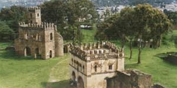 Etiopia castello-di-gondar