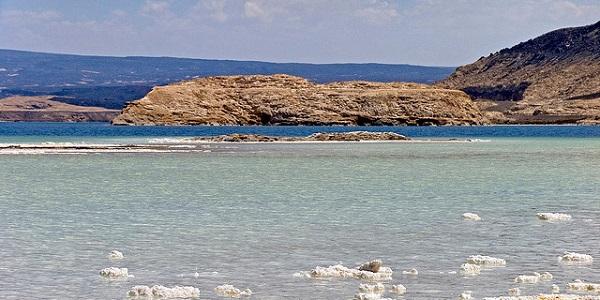 Gibuti spiaggia
