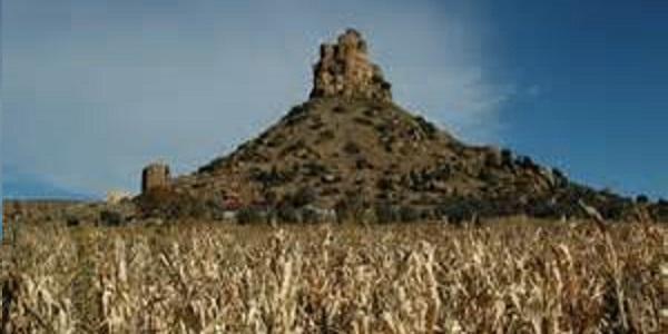 Lesotho Thaba-Bosiu